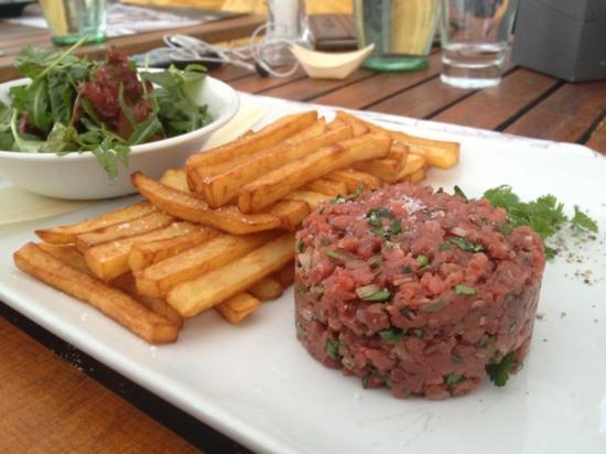riva : Steak Tartar