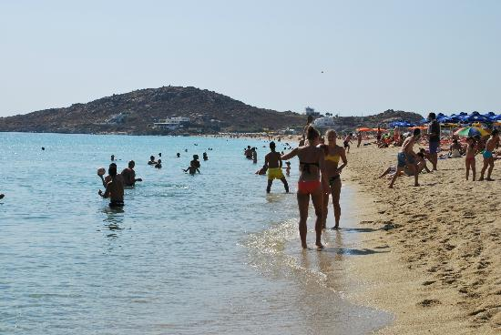 Naxian Collection: THE BEACH AREA OF SAINT PROKOPIOS