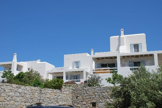 Naxian Collection: GENERAL VIEW OF THE HOTEL
