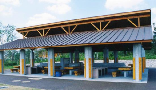 Hotel Lodge Maishima : ロッジ舞洲