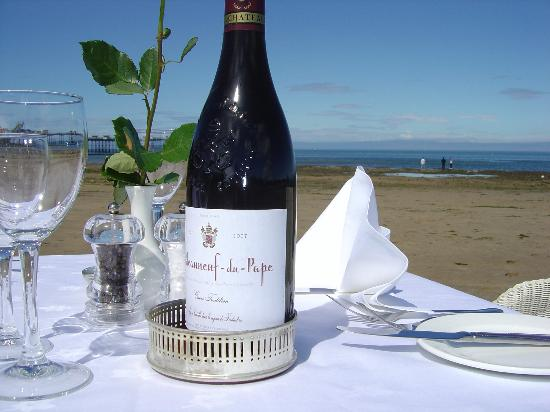 The Terrace at St George's: The best views in Llandudno
