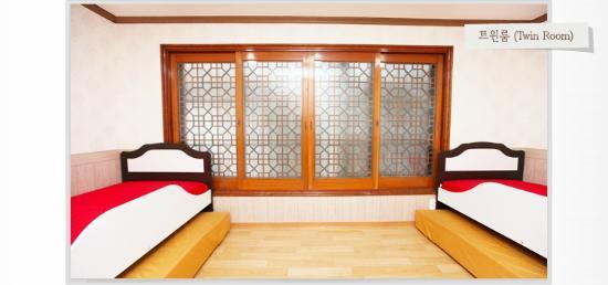 Seoul Myeongdong House : twinroom