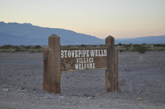 Gas Prices In California >> Stovepipe - Picture of Stovepipe Wells Village, Death ...