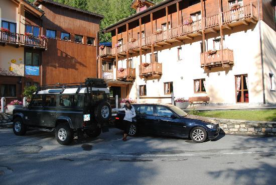 Hotel Boton d'Or : Esterno