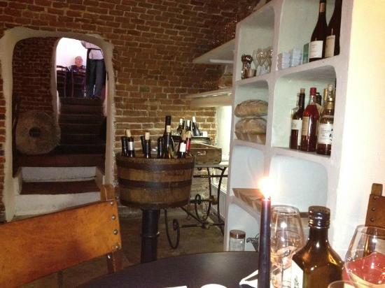 Le Wine Bar des Marolles : Le Wine Bar du Sablon