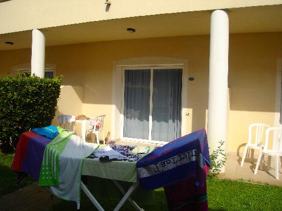 Nicotera Beach Village: la nostra camera