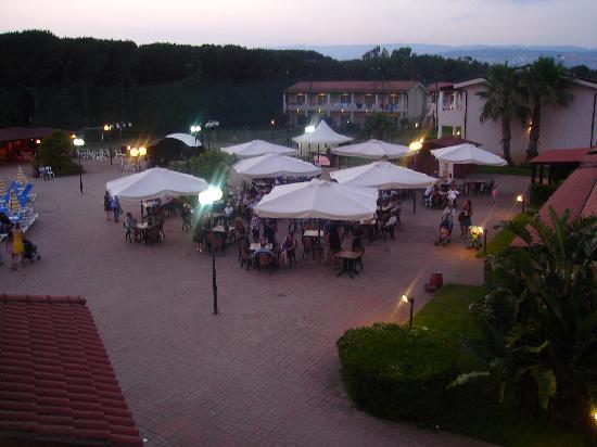 Nicotera Beach Village : la piazzetta