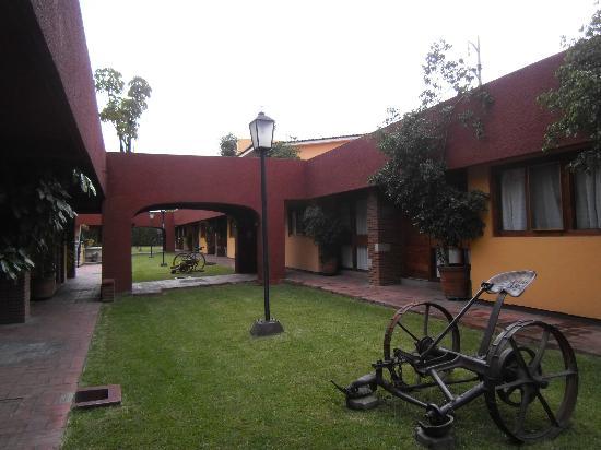 Hacienda La Noria: Hôtel