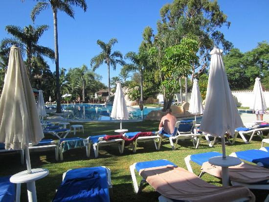 BlueBay Banus: Main and busiest pool
