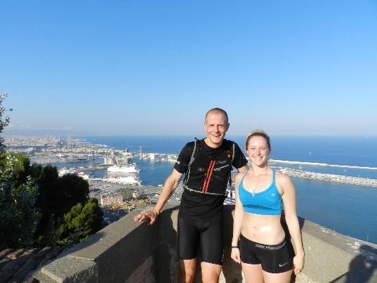 Running Tours Barcelona: Sightrunning tour