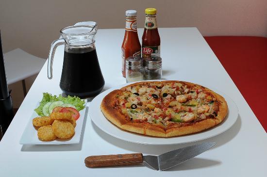 Fresh Pizza Cambodia