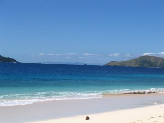 Castaway Island Day Trip: sea