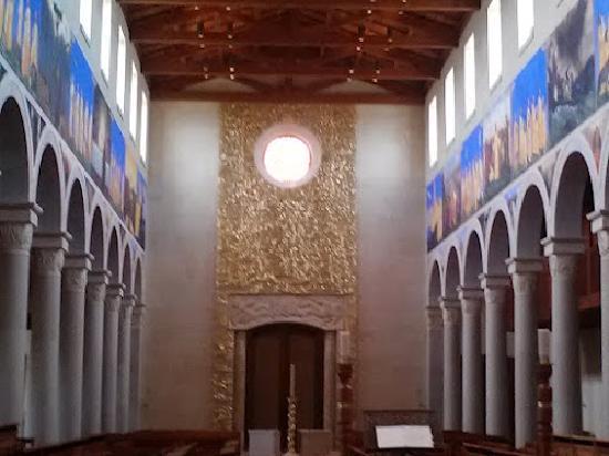 Church of the Transfiguration: Church of Transfiguration main chapel
