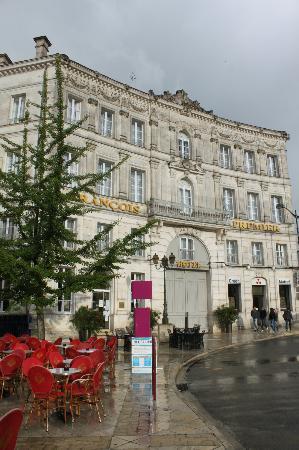 Hotel François Premier : Hotel facade