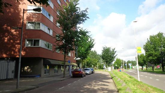 WestCord Art Hotel Amsterdam: Fachada 2