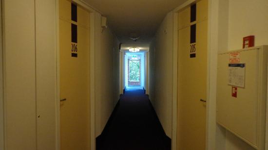 WestCord Art Hotel Amsterdam: Pasillo