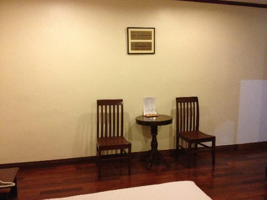 Souphaphone Guesthouse: 部屋