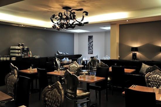 Lindenhof Hotel: Frühstücksraum