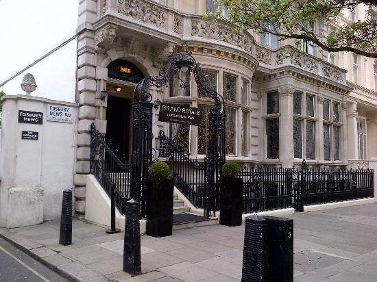 The Park Grand Hotel London