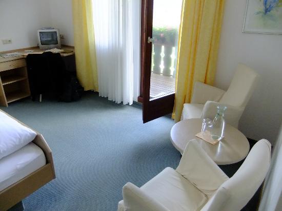 Oberdeisenhof - Landhotel Garni: Zimmer