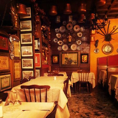 Hotel Agnello d'Oro: Restaurant