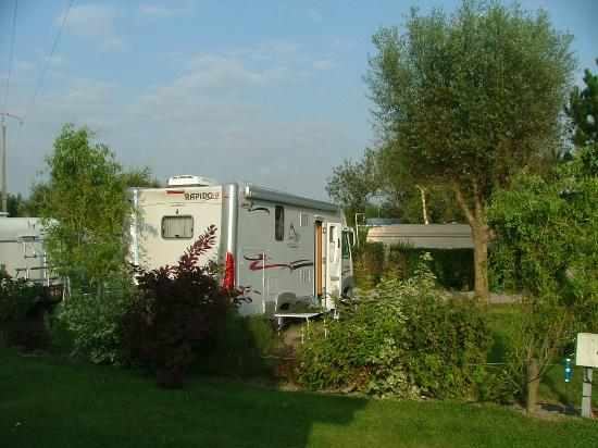 Yelloh ! Village Camping le Ridin : emplacement camping car