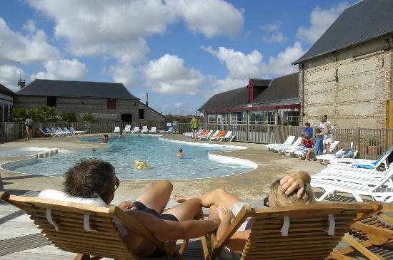 Yelloh ! Village Camping le Ridin : la piscine chauffée