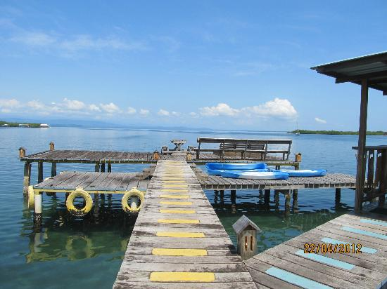Koko Resort: The view