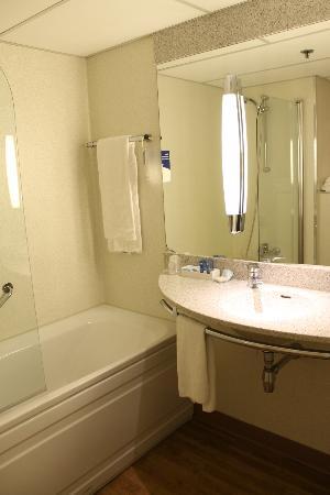 نوفوتيل روتردام برينبارك: Bath 