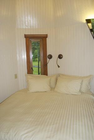 Stone Quarry House: Tower Bedroom