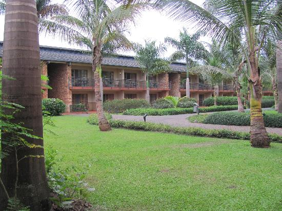 Munyonyo Commonwealth Resort: Hotel