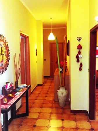 Bed and Breakfast Resta Cu'Mme : ingresso