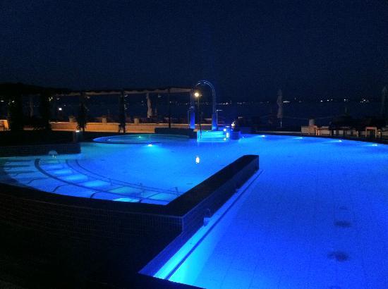 Grand Hotel Terme: Piscina