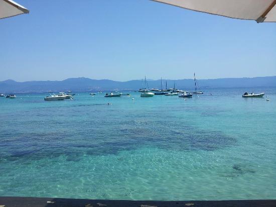 Restaurant Marinella : Vue panoramique