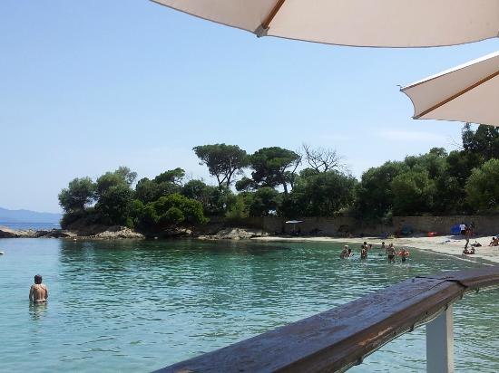 Restaurant Marinella : Vue depuis le restaurant
