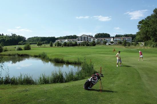 Wellnesshotel Golfpanorama: Golfen im Wellnesshotel Golf Panorama, Thurgau, Bodensee, Lipperswil Schweiz