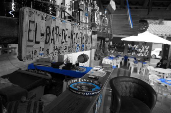 Mariscos Sixtino's : El Bar de mis Pecados