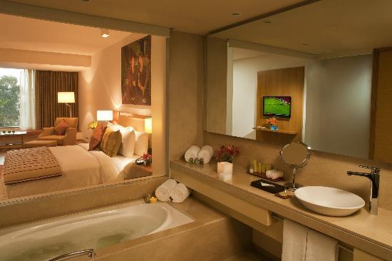 Radisson Blu Plaza Hotel Hyderabad Banjara Hills: Deluxe Room