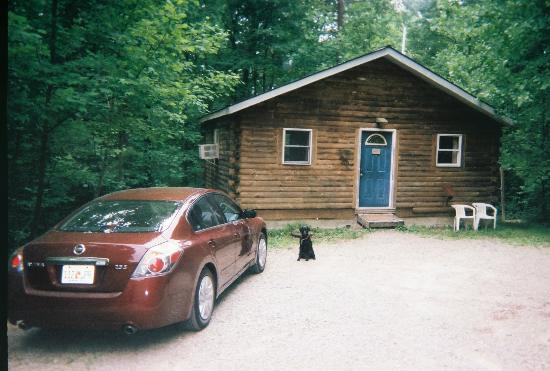 Getaway Cabins: The Shawnee