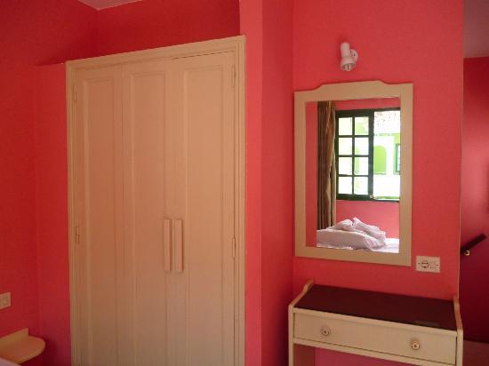 Bungalows Vistaflor : Schlafzimmer