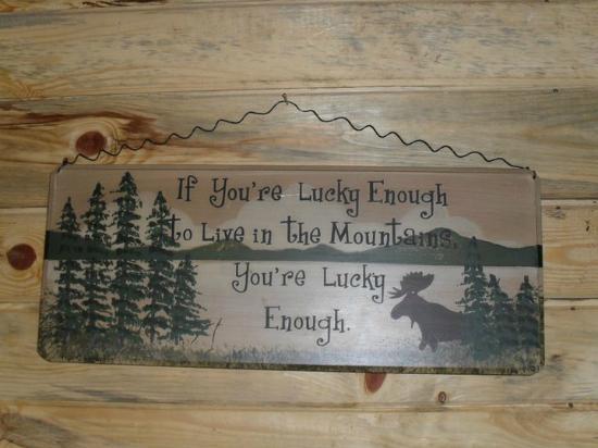 Hostel Montana: I was lucky:)
