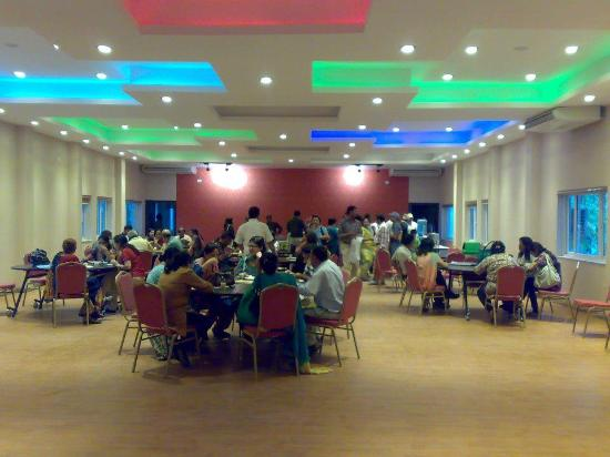 Hilltake Wellness Resort and Spa: Banquet Hall
