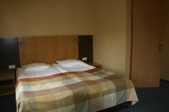 Hanza Hotel: Chambre n° 211