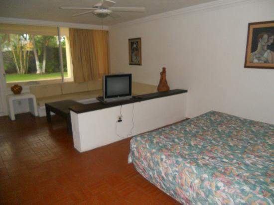 Marjaba: Habitaciones amplísimas (60 m2)