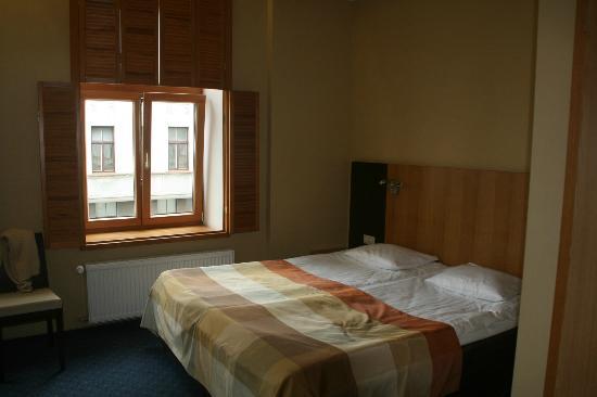 Hanza Hotel: Chambre n°211