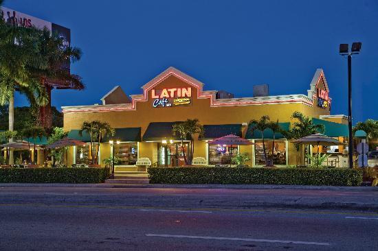 Latin Cafe Restaurant Le Jeune