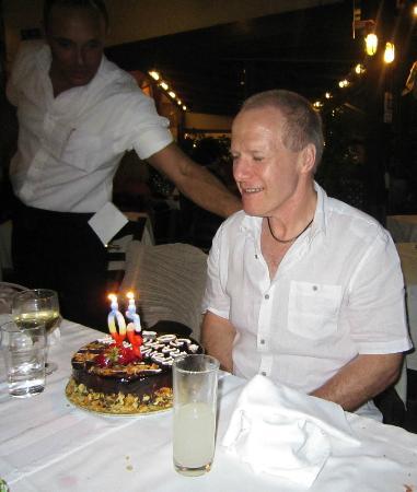 Monastiri Taverna: Happy Birthday!