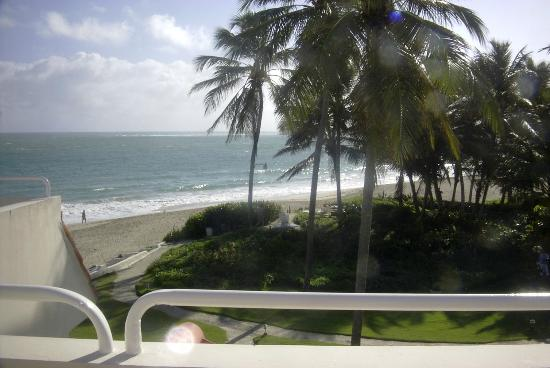 Cabarete Beach House at Nanny Estates: The view from the rooftop deck of A2