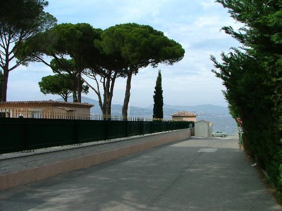 Residence Caesar Domus: Entrée (pour villa et appartement)