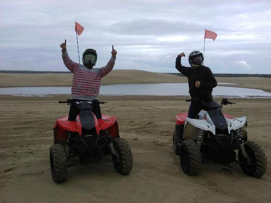 Torex ATV Rentals: Our teenage boys had a blast